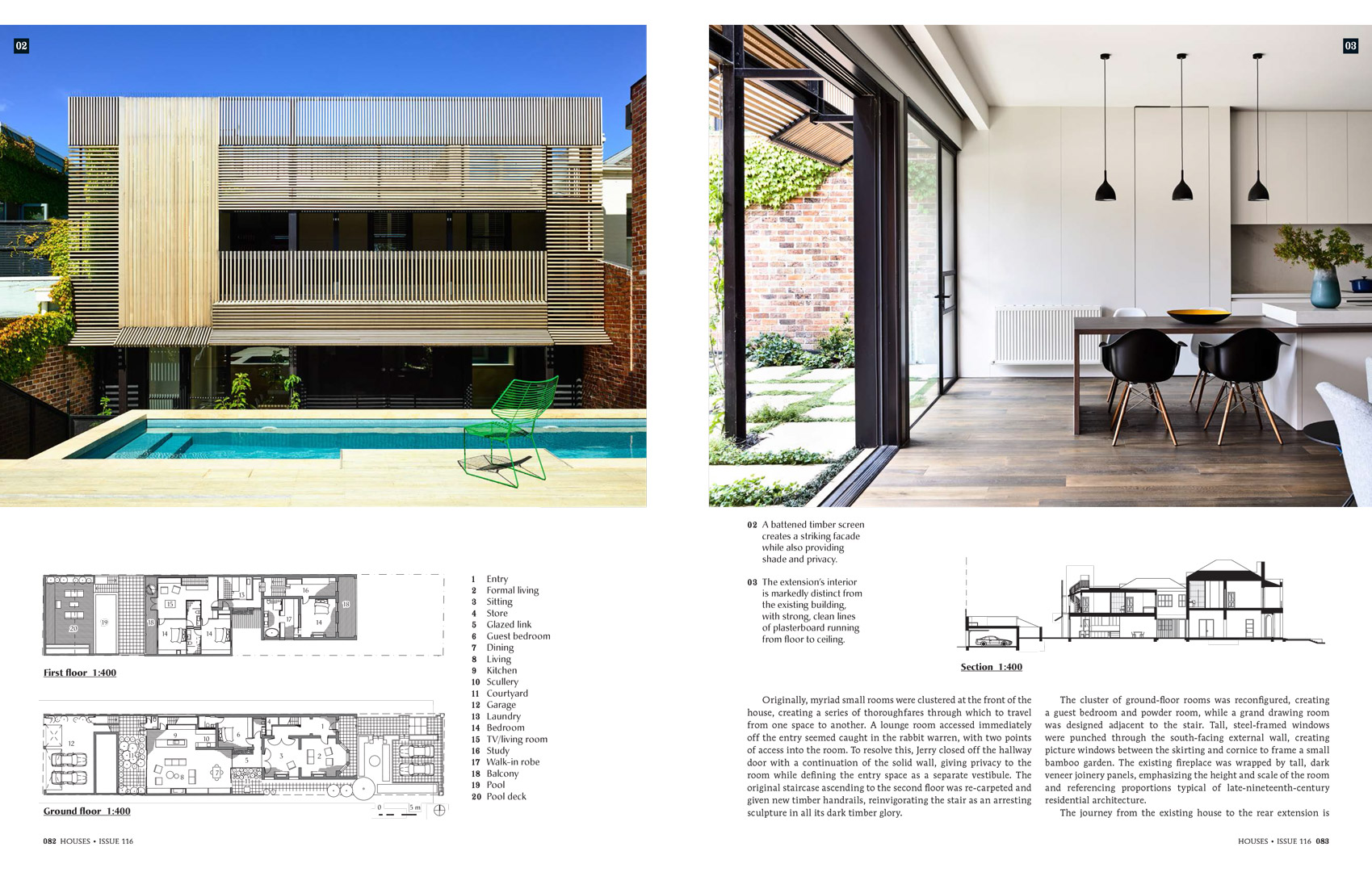 Wolveridge Architects — Houses Magazine 116